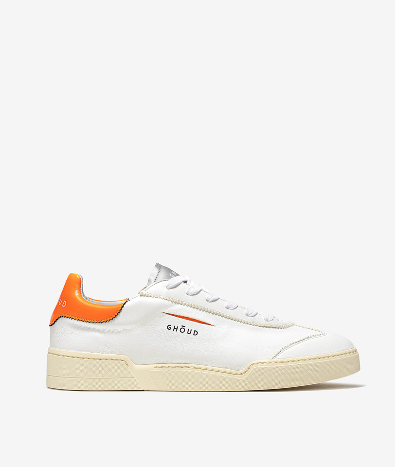 GHOUD: LOB 01 LOW FLUO WHITE