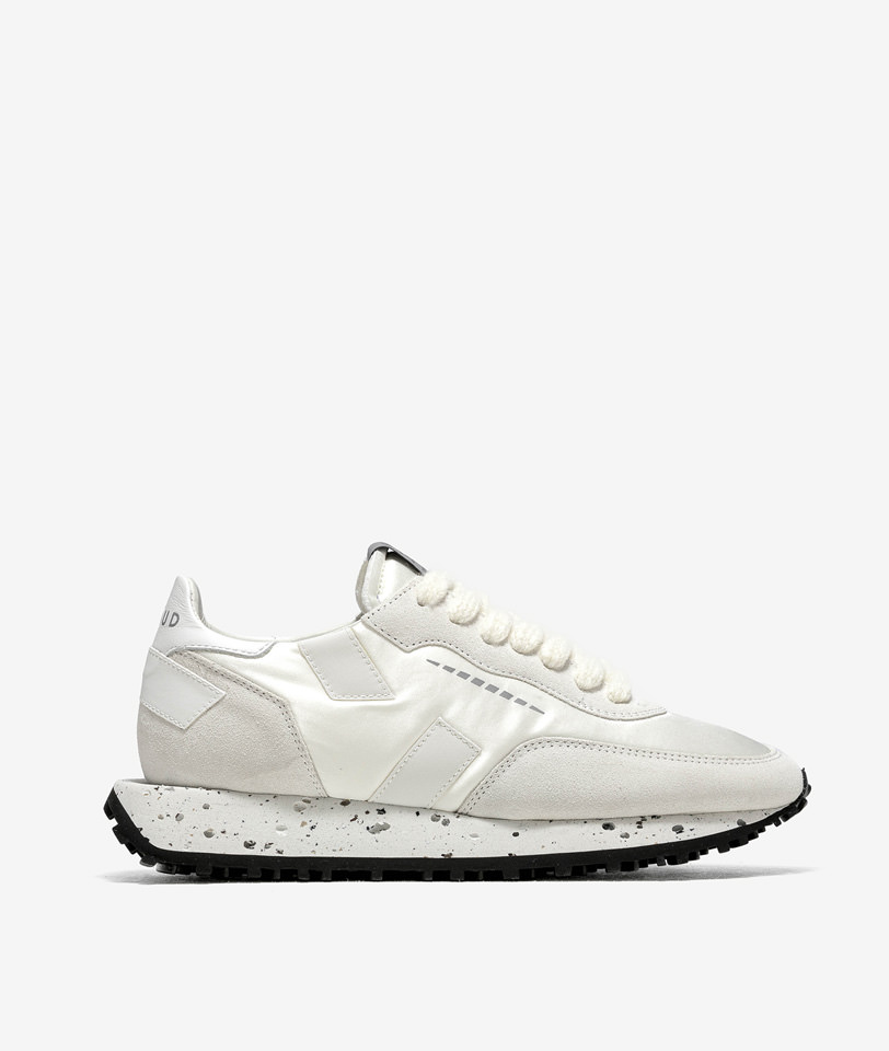 GHOUD: R-RUSH ONE LOW WHITE