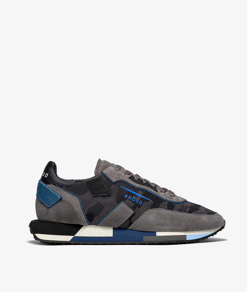 GHOUD: RUSH LOW GRAY CAMOUFLAGE