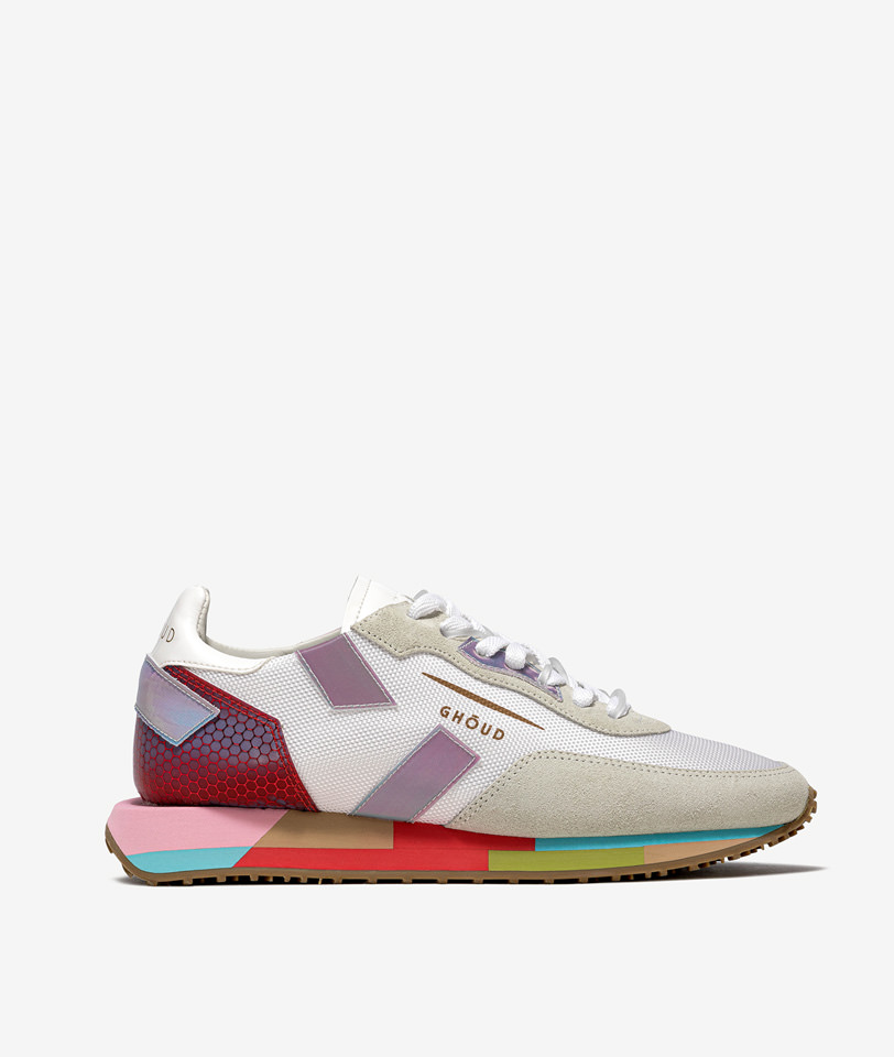 GHOUD: RUSH LOW REFLECTIVE WHITE
