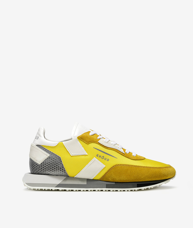 GHOUD: RUSH LOW REFLECTIVE YELLOW