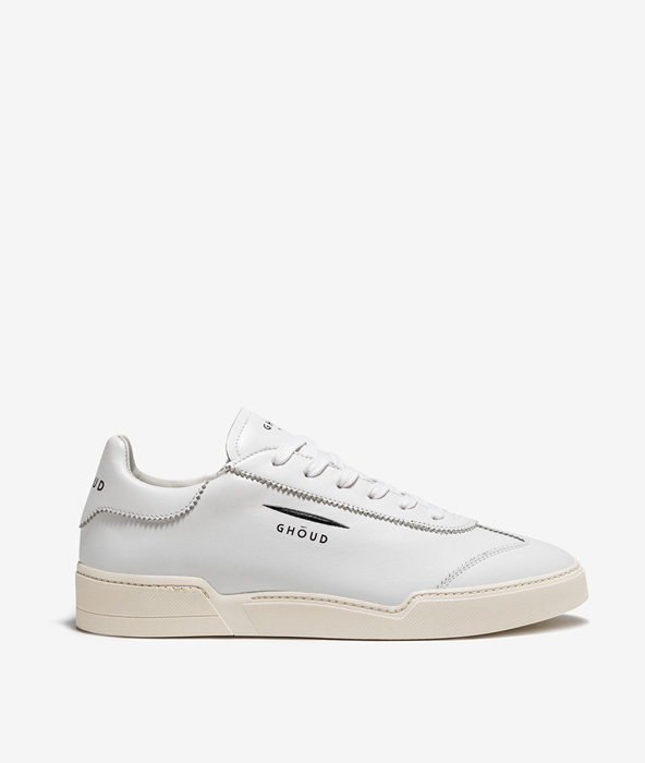 GHOUD LOB 01 LOW WHITE
