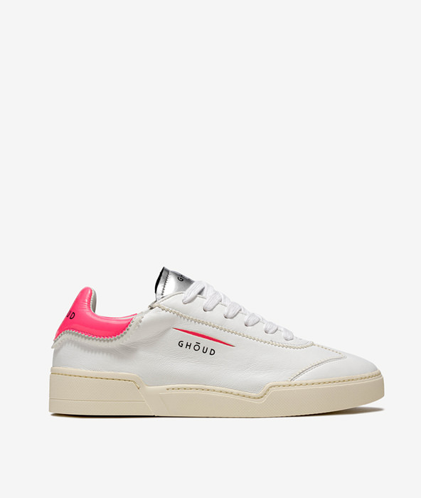 GHOUD LOB 01 LOW FLUO WHITE