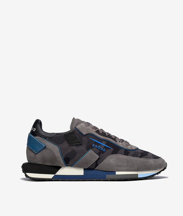 GHOUD: RUSH LOW GRIS CAMOUFLAGE