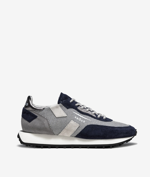 GHOUD RUSH ONE LOW BLUE GRAY