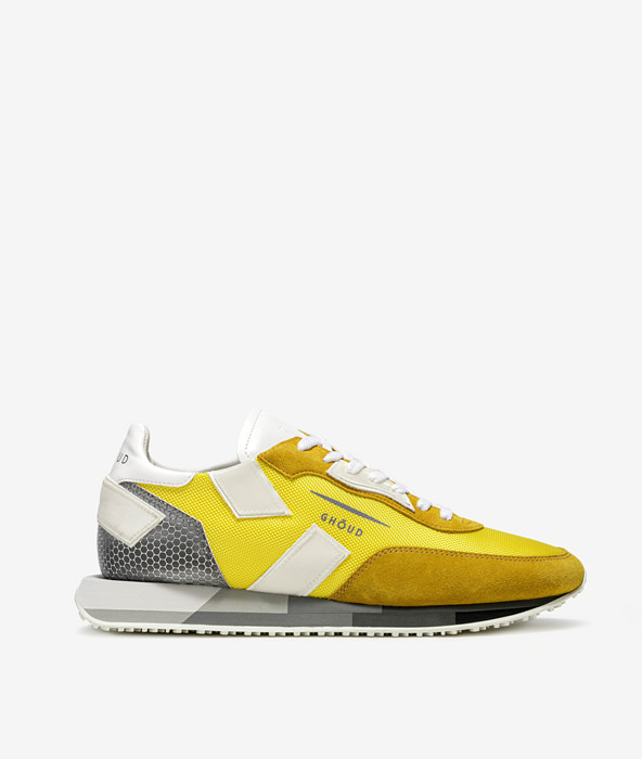 GHOUD RUSH LOW REFLECTIVE YELLOW